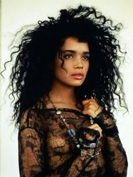ca. 1988 --- Actress Lisa Bonet --- Image by © Lance Staedler/CORBIS OUTLINE