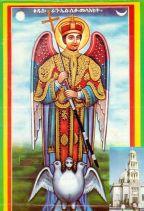 .The Holy Archangel Saint Michael