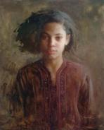 art i like people Scott Burdick (Scott Burdick) (1967-) From the Dominican Republic