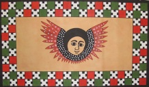 Ethiopian-Angel-Mural-Painting