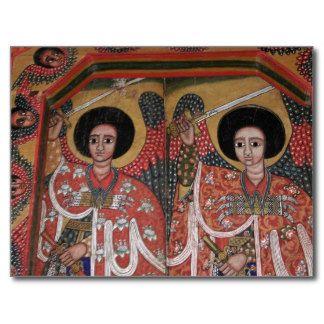 Ethiopian Orthodox Icons