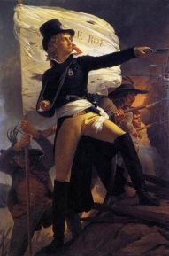 Pierre Narcisse Guerin 1774 to 1833 Henri de la Rochejaquelin Oil on canvas