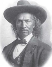 Stephen Nichols NarragansettAfrican American circa 1870