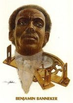 """The Black Man Who Designed Washington DC. In the Stevie Wonder song """"Black Man,"""" the Motown marvel sings of Benjamin Banneker """"first clock to be made in America was created by a black man"""