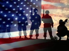 us-flag-and-soldiers