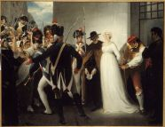 William Hamilton MarieAntoinette led to her execution, 1794 Oil on canvas