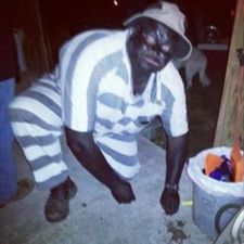 15-year Sheriff Deputy Chad Palmer decided to celebrate Halloween by putting his ignorance and belief in white supremacy on full display