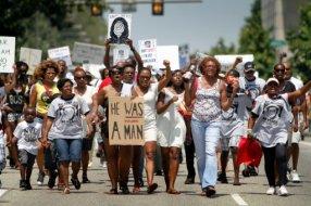 Neighborhood Watch Rallies