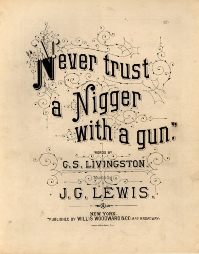 1886 Popular American Song