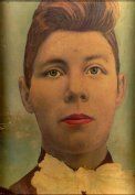 My maternal great-great grandmother (Child of an African/African-American slave and white slave master) Mattie