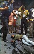 1967 Newark Riots, Joey Bass Jr was a child injured in the Police shotgun shooting of Billy Furr.