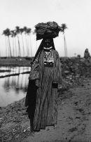 Africa Bedouin woman. Egypt ca. 1923