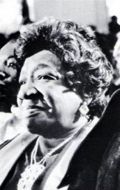 Alberta Williams King, MLK's Mother also shot and killed
