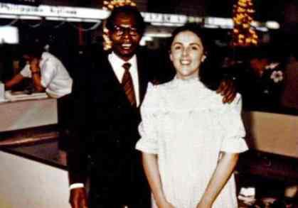 Barack Obama, Sr. and Ann Dunham