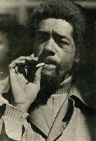 Black Panther Party for Self Defense co-founder, Bobby Seale