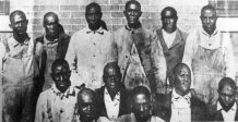 Elaine, Arkansas Race Massacre of 1919 Hundreds of blacks killed by whites