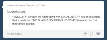 On LGBTQ equality