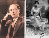 Eugene and Agatha Chen both born in 1878 married in 1899
