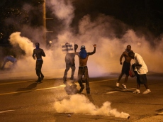 Ferguson Wednesday Night