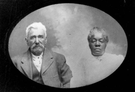 George and Lucinda Stevens Photo Credit Utah Historical Society