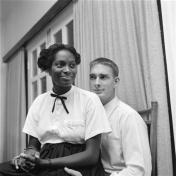 Ghanaian couple 1981
