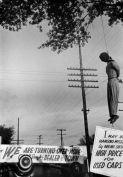 Henri Cartier-Bresson Jackson, Mississippi 1947