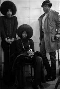 Members of The Black Panther Party.