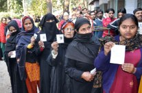 Muslim Women Campaign for India Elections