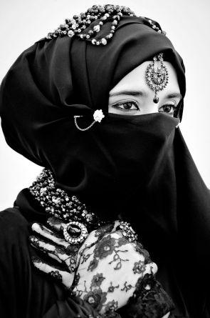Niqab (Arabian)