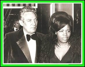Peter Finch and Wife Eletha Barrett Finch