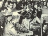 Sit-in at the Woolworths lunch counter in Jackson, Mississippi, 1963
