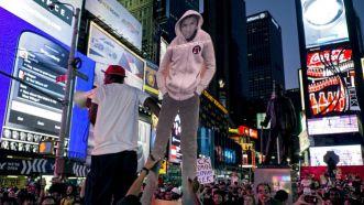 Trayvon protests 12