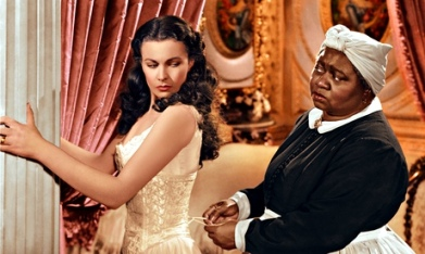 gone with the wind and racism