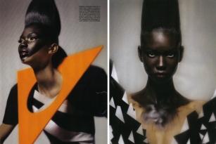 July 2008, Vogue Italia